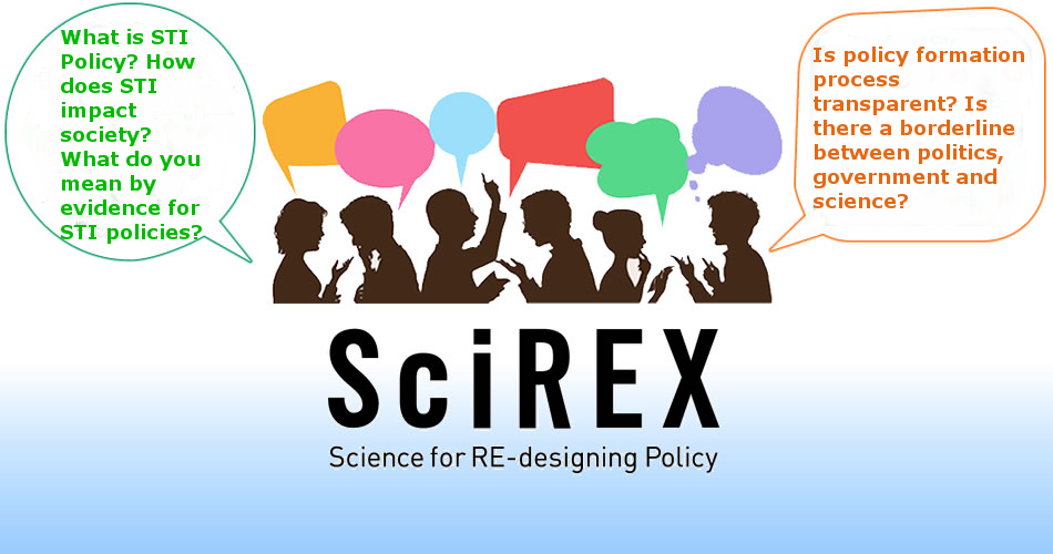Science for REdesining Science, Technology and Innovation Policy (SciREX) September 2017